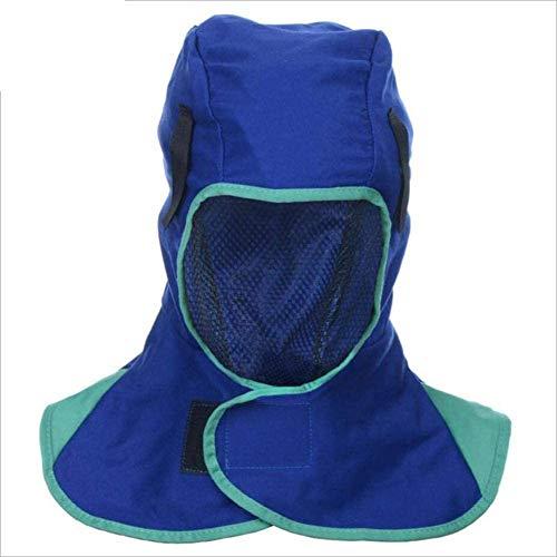 Kevlar Welding Neck Protection, Cut/Scratch/Heat Resistant Neck Protector Shoulder/Drape Match All Kinds Of Welding helmets/Hood/Mask