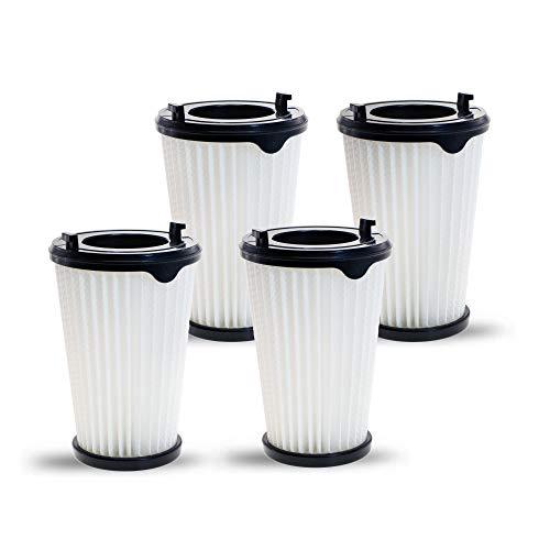 4x CleanMonster Filter komp. zu AEG AEF150 für alle CX7-2 Akku Staubsauger Modelle wie CX7-2-I360, CX7-2-45AN, CX7-2-35FFP, CX7-2-35WR Ersatzfilter Filterset Innenfilter Staubsaugerfilter, waschbar