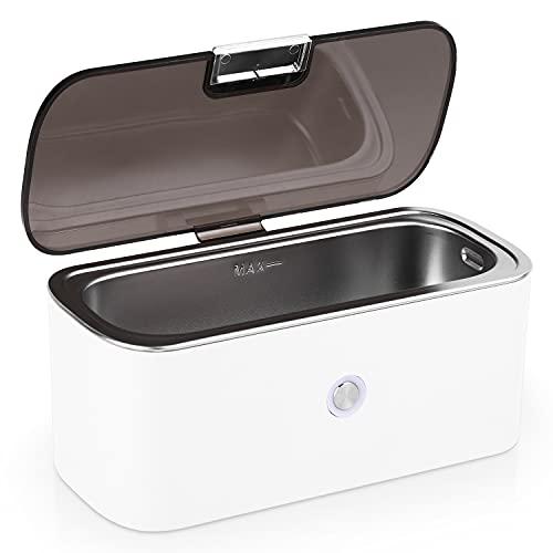 Ultrasonic Jewelry Cleaner Machine, Ultrasonic Cleaner, 50kHz, 5 Min Cleaning Time, Digital Jewelry Cleaner