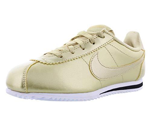 Nike Nike Mädchen 859570-900 Fitnessschuhe, Dorado MTLC Goldstern MTLC Goldstern, 34 EU