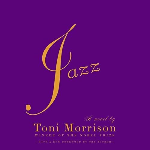 Jazz audiobook cover art