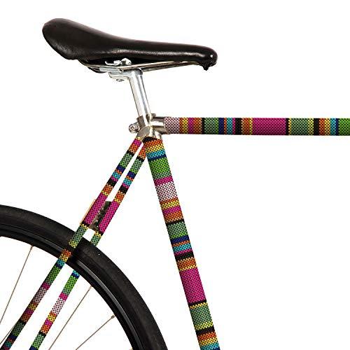 Great Price! MOOXIBIKE Unisex– Adult's Fahrradfolie mit Muster für Rennrad Road Bike Sticker, P...