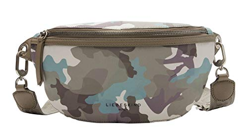 Liebeskind Berlin Recycled Nylon OATavia Camouflage