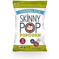 6-Count SkinnyPop Healthy Orginal Gluten Free Popcorn, 6.7oz