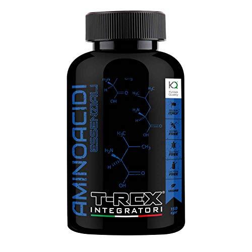 EAA Aminoacidi Essenziali KYOWA QUALITY - 150 compresse da 1,5 g con mix di vitamine B1, B6 ed E - Integratore indispensabile per sportivi