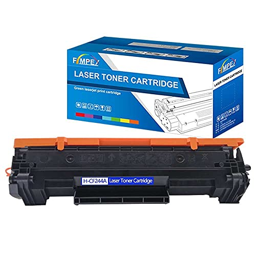 Fimpex Compatibile Toner Cartuccia Sostituzione Per HP LaserJet Pro M15 M15a M15w MFP M28a MFP M28w CF244A (Nero, 1-Pack)