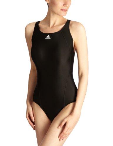 adidas Damen Badeanzug Essentials 1 Piece, Black DD, 34, X12522