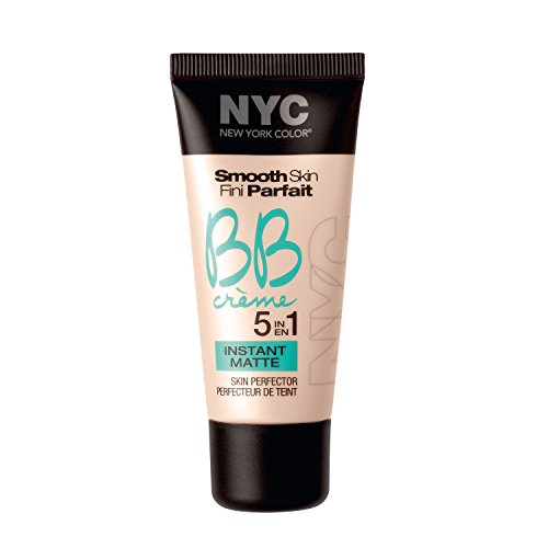 NYC Smooth Skin BB Cream Instant Matte - Light