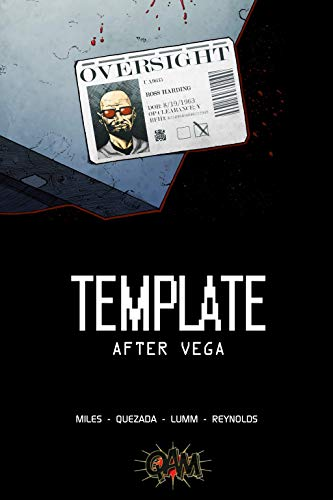 TEMPLATE: After Vega (Season One Epilogue) (Reformatted Edition) (English Edition)