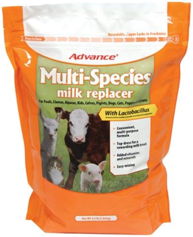 Manna Pro 0093960844 Multi Species Milk Replace, 4.5 lbs.