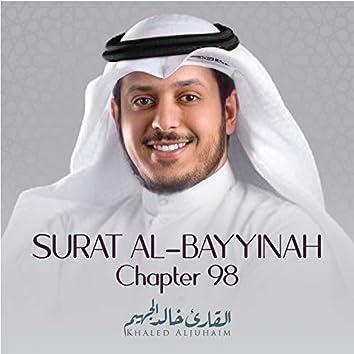 Surat Al-Bayyinah, Chapter 98