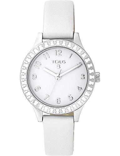 Tous Reloj - Straight Kids SS ESF BCA Correa Blanca - Ref 000351415