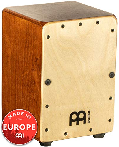 MEINL Percussion Mini Cajon - Almond/Birch (MC1AB-B)
