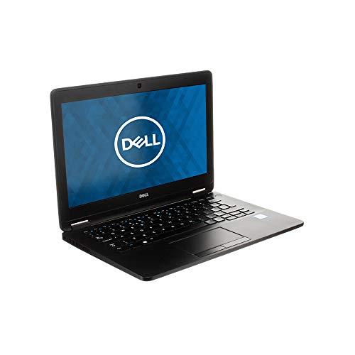 Dell E7270 12.5' HD Laptop Intel Core i7-6600U, 8Gb RAM, 256Gb SSD Hard Drive, Windows 10 Pro (Renewed)