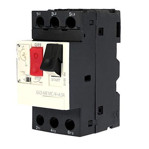 KSTE GV2-ME10C Motorschutzschalter Motorschutzschalter 4~6.3A