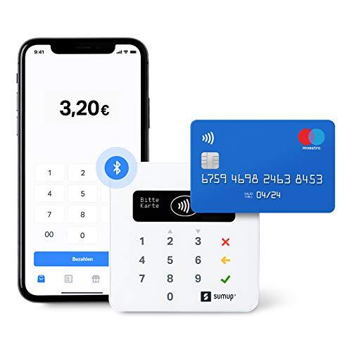SUMUP Bezahlterminal 2. Gen Bluetooth 4.2 weiß