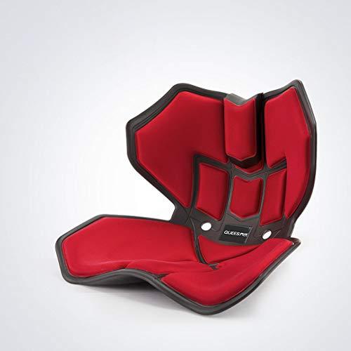 zyl stoelkussen, stoelkussen, luxe stoelkussen, zitkussen voor bureaustoel en auto, ergonomisch zitkussen werkt pijnverminderend verhoogd zitcomfort