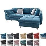 lifestyle4living Ecksofa mit Schlaffunktion   Eckcouch Eckgarnitur Polsterecke L Couch Sofa L Form  ...