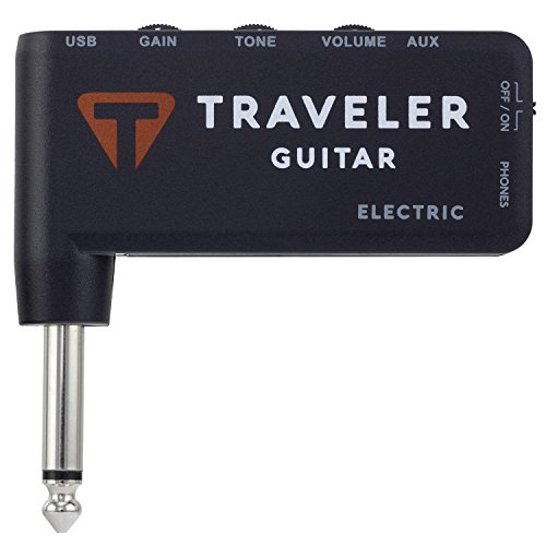 Traveler Guitar TGA-1E Electric Headphone Amp