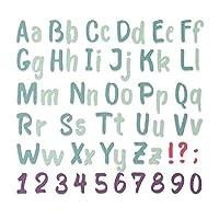 ハロウィーンのクリスマスの金属の切断ダイスクラップブッキング型ステンシルダイカットカードMaking Diyクラフトエンボスニューダイの新しい金井 (色 : Multi Colored)
