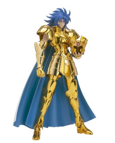 Saint Seiya EX Myth Cloth Gemini Saga Gold Cloth Action Figure