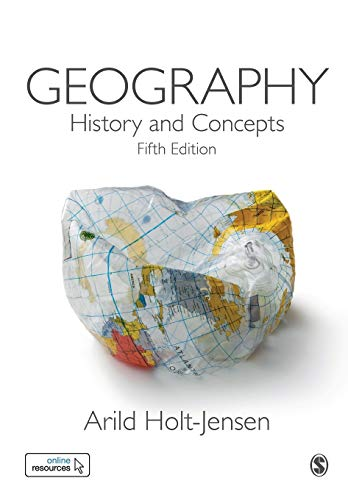 Compare Textbook Prices for Geography: History and Concepts 5 Edition ISBN 9781526440150 by Holt-Jensen, Arild