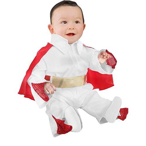 Unique Infant Baby Elvis Costume, 12-18 Months - http://coolthings.us