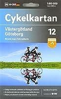 Vaestergoetland/Goeteborg 1:90 000: Cykelkartan