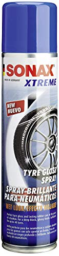 SONAX 02353000-544 Xtreme Spray Brillante para Neumáticos, 400 ml