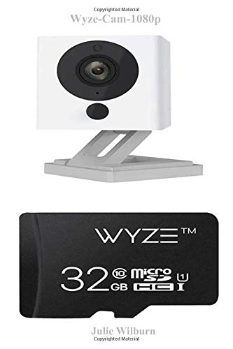 Wyze-Cam-1080p: HD Indoor WiFi Smart Home Camera with Night Vision, 2-Way Audio,...