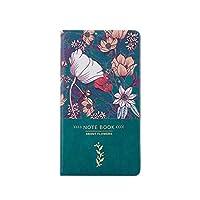 古典的な統治のハードカバーノートブックとジャーナルを執筆するメモ帳の日記はパスコード上品PUレザーハードカバーライニングダイアリー3.7'x7.0 'プレミアム厚紙 (Color : C)