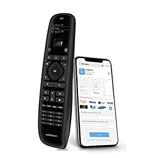 SofaBaton U1 Universal Remote Control with Smart APP, All in One Remote with OLED Display and Multi-Command Macro Button, Harmony Remote Replace up to 15 Bluetooth & IR TVS/DVD/Media Player (B08FXK18BY)   Amazon price tracker / tracking, Amazon price history charts, Amazon price watches, Amazon price drop alerts