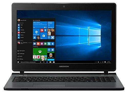 Medion Akoya p667739,6cm (15,6pulgadas) portátiles (Intel Core i7–7500u, 8GB de RAM, 256GB SSD, nVidia GeForce 940MX, Windows 10) Plata