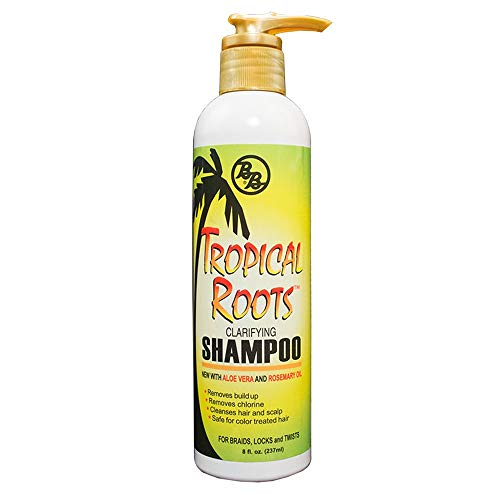 Bb Tropical Roots Clarifying Shampoo 8 oz. by Broner Brothers