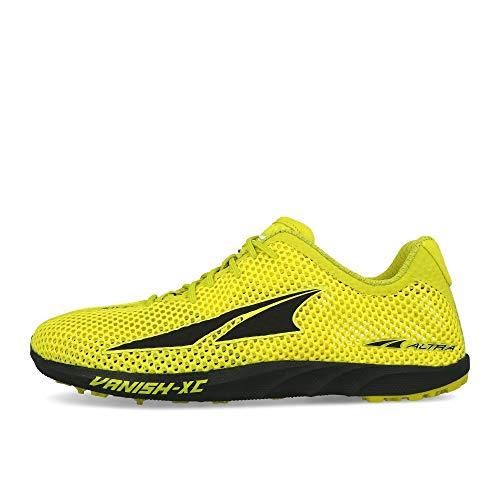 ALTRA Men's ALM1912X Vanish XC Performance Shoe, Lime/Black - 11.5 M US