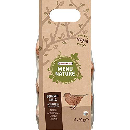 Versele-laga - Bolas Gourmet modelo Menu Nature para pájaros silvestres (Paquete de...