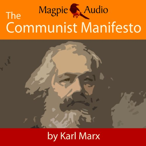 The Communist Manifesto audiobook cover art