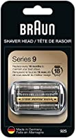Braun Series 9 Electric Shaver Replacement Head - 92S - Compatible with all Series 9 Electric Razors 9290cc, 9291cc,...