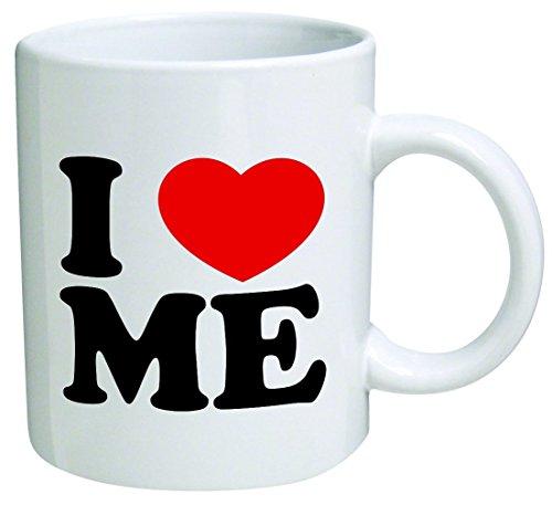 I LOVE ME Mug Cup  11 ounces
