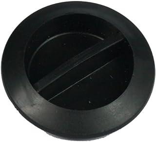 WamSter Autogas Deckel Tankdeckel Stopfen Tomasetto Dish M10 schwarz