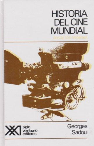 Historia del cine mundial: Desde los orígenes (Artes)