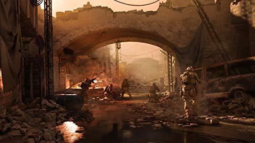 Ensemble Console PS4 Pro 1To avec jeu Call of Duty: Modern Warfare - 1