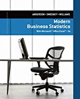 Modern Business Statistics: With Microsoft Office Excel