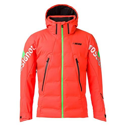 Rossignol Hero Depart Skijacke für Herren XXXL Fuchsia