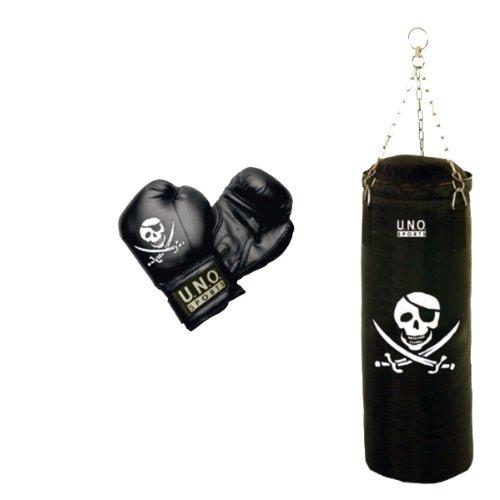 U.N.O. Sports Boxset Pirat, Schwarz, 16975