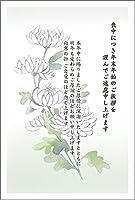 【官製 10枚】 喪中はがき ZST-04-kan