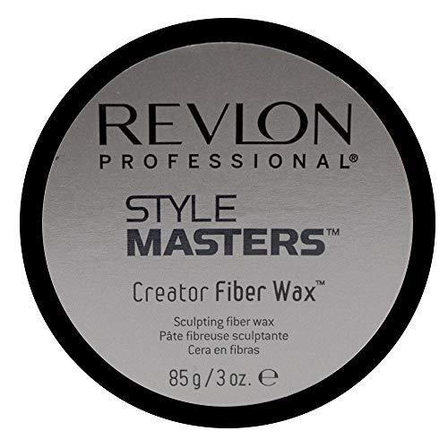 REVLON PROFESSIONAL Creator Fiber Wax ,1er Pack (1 x 85 g)