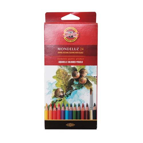 RotbArt Mondeluz - Estuche de lápices de acuarela