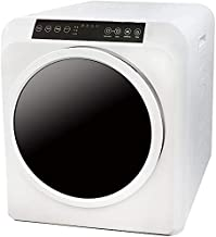 Panda Electric Portable Compact Cloth Dryer 13.2lbs Capacity, White PAN206ET
