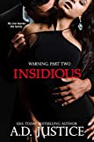 INSIDIOUS: Warning: Part Two (The Vault Book 2)